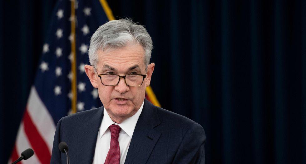 Las declaraciones de Trump pusieron en duda la continuidad de Jerome Powell a la cabeza de la Reserva Federal (FED) de Estados Unidos. (Foto: AFP)