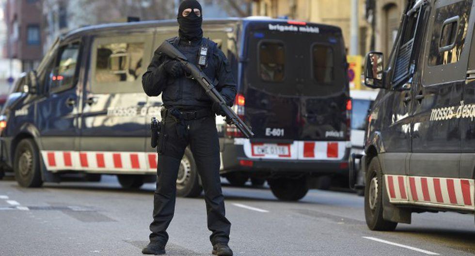 La Policía llegó hasta la organización después de que una pareja de ciudadanos colombianos viajara a España hasta tres veces para comprobar el laboratorio. (Foto referencial: AFP)