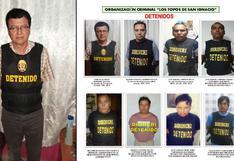 'Los Topos de San Ignacio': así estaba organizada la presunta banda criminal del norte