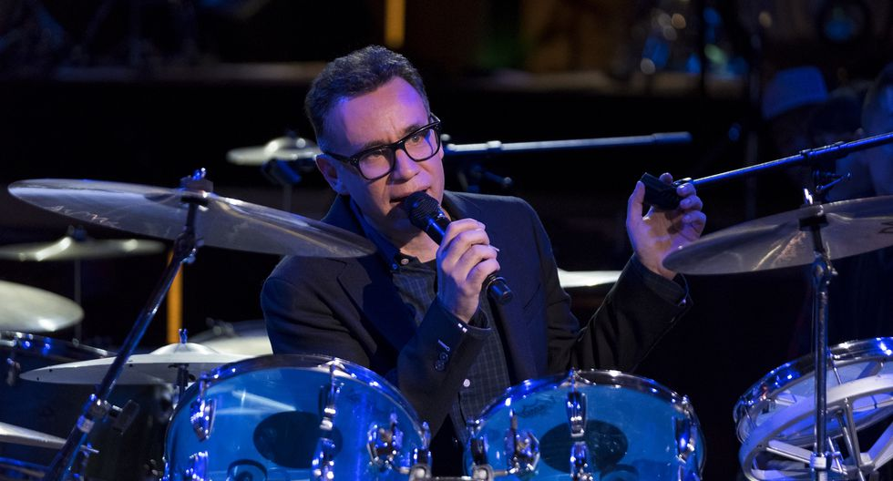 """Fred Armisen: Standup for Drummers"", comedia stand up—6 de febrero. (Foto: Difusión)"