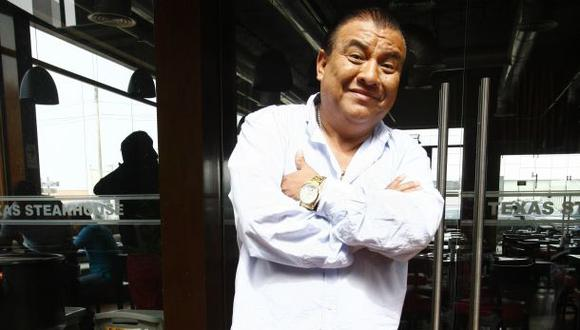 Comediante Manolo Rojas tiene coronavirus. (Foto: GEC)