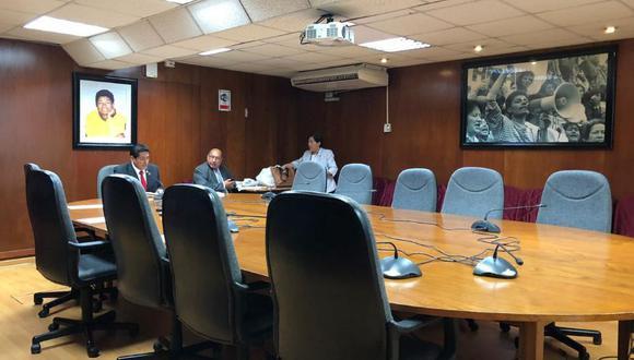 Comisión que investiga presuntas irregularidades en la región Callao no sesionó hoy por falta de quórum. Debía debatir informe final (Foto: Martín Hidalgo)