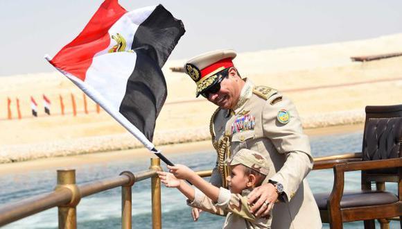 Egipto: Las increíbles cifras del faraónico nuevo Canal de Suez