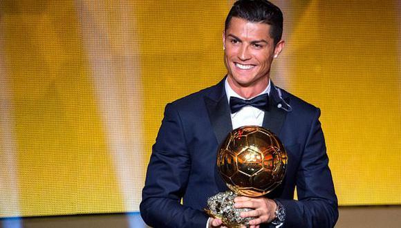 Cristiano Ronaldo y el extravagante diseño de su iPhone de oro