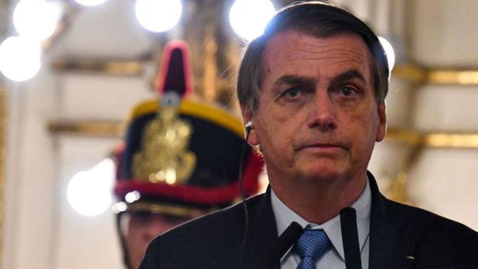 La llegada al poder de Bolsonaro en Brasil no ha traído el crecimiento que esperaban los mercados. (Foto: Getty Images)