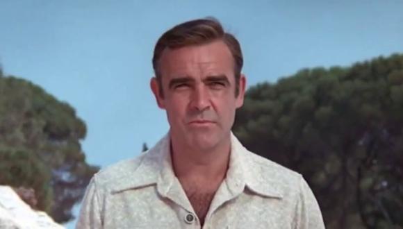 """Sean Connery: Las 6 películas de la saga """"James bond"""" en la que dio vida al agente 007. (Foto:Eon Productions)"""