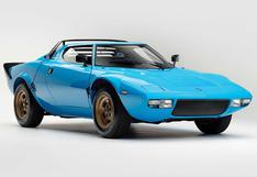 Este Lancia Stratos de 1975 busca regresar a las pistas   FOTOS