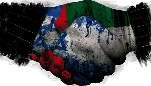 Israel y los Emiratos Árabes Unidos nunca han estado en guerra, pero firmaron el 13 de agosto un acuerdo para restablecer sus relaciones diplomáticas. (Ilustración: Giovanni Tazza)