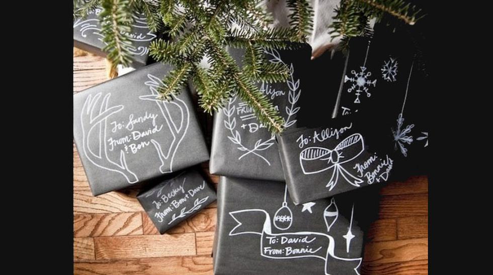 Diviértete envolviendo tus regalos de forma creativa - 1