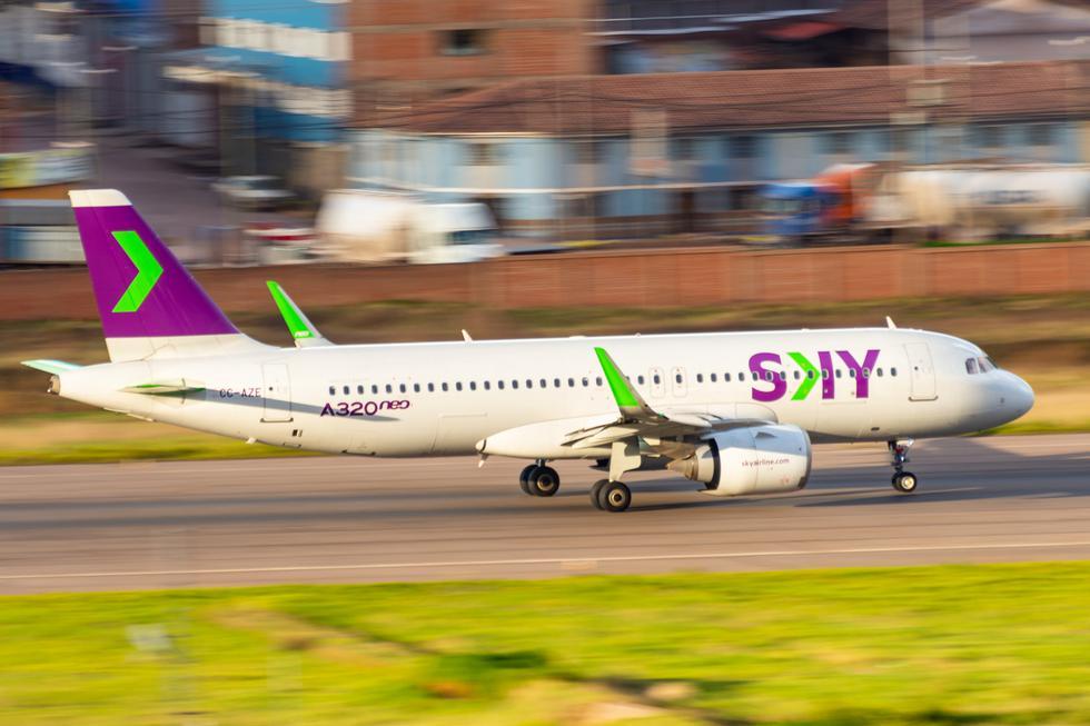 SKY operará nuevas rutas a Juliaca y Puerto Maldonado. Por lanzamiento las tarifas serán 15% más bajas que otras aerolíneas en el primer destino y cerca de 30% más económicas que la competencia en el segundo. Los vuelos iniciarán desde el 17 y 18 de febrero del 2020 respectivamente.