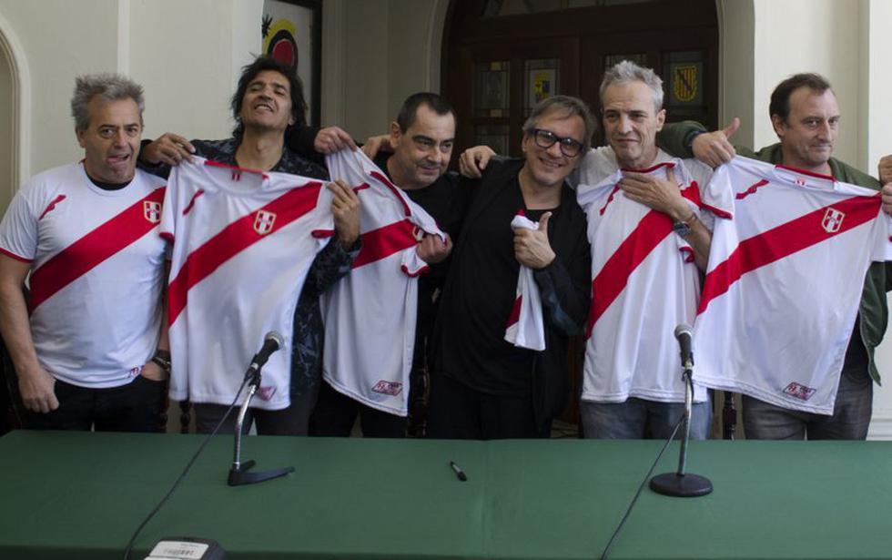 Hombres G y Enanitos Verdes llegan al Perú como parte de su gira Huevos Revueltos. Se presentarán en el Jockey Club este 18 de noviembre. (Foto: Difusión)