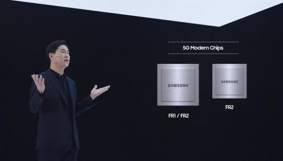 Samsung trabaja en nuevas soluciones para el 5G. (Foto: Samsung)