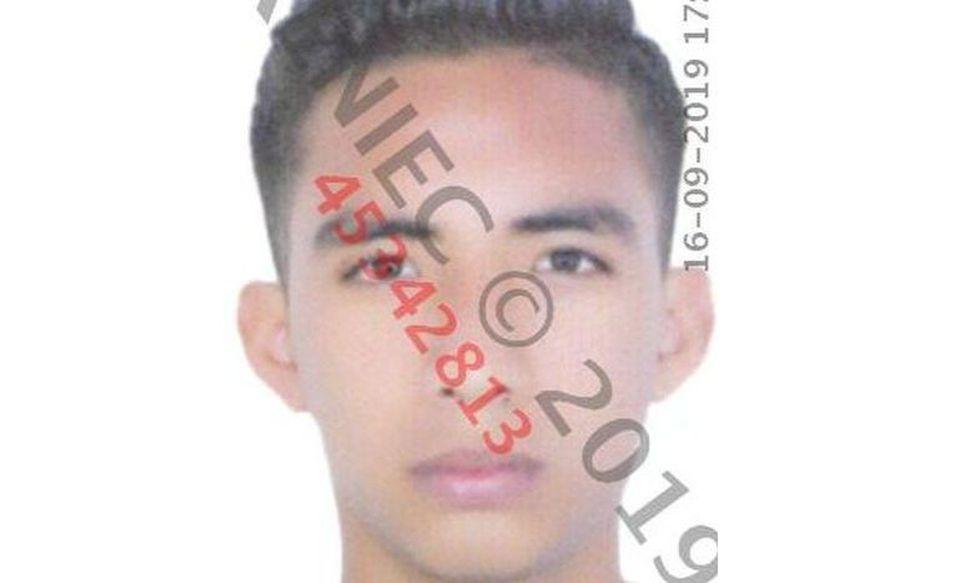 Alex Álvarez Silvera (20) aún no es capturado