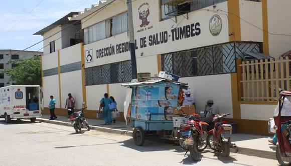 El trabajador se contagió el último 27 de enero y estuvo internado en el hospital de Essalud Tumbes. (Foto: Difusión)