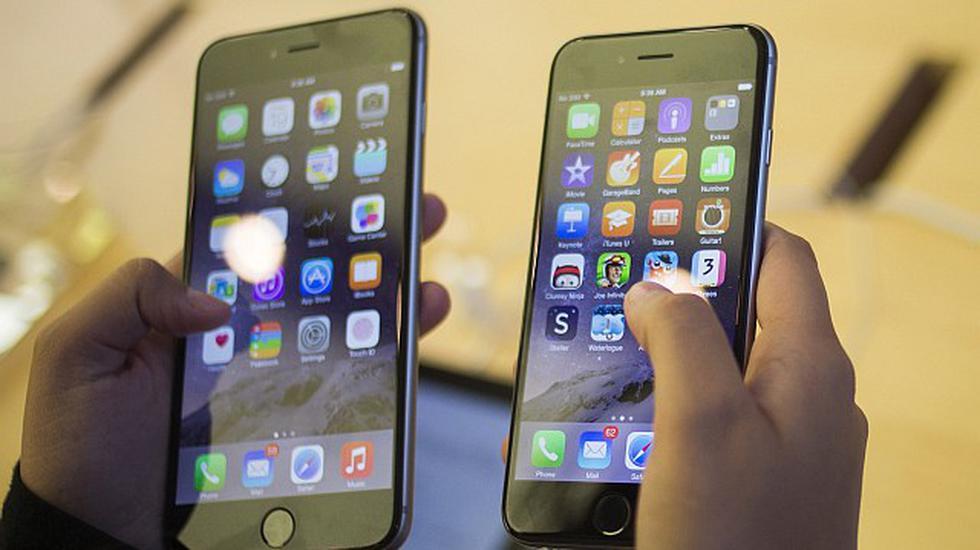 VIDEO: velocidad del iPhone 6 comparada con todos los iPhones - 1