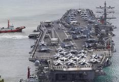 Conoce las poderosas armas que hay en un portaaviones [FOTOS]