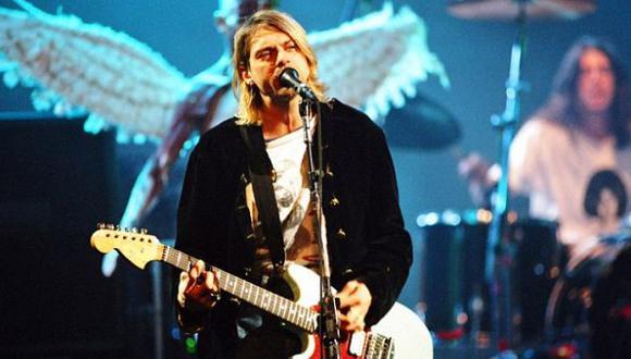 Nirvana elogió al imitador de Kurt Cobain en Perú