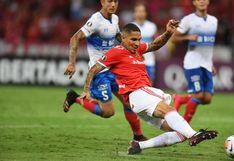"""Jugador del Internacional sobre Paolo Guerrero: """"Es un crack, tiene una jerarquía superior"""""""