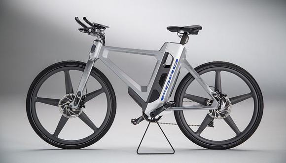 Ford presentó MoDe:Flex, su nueva bicicleta eléctrica