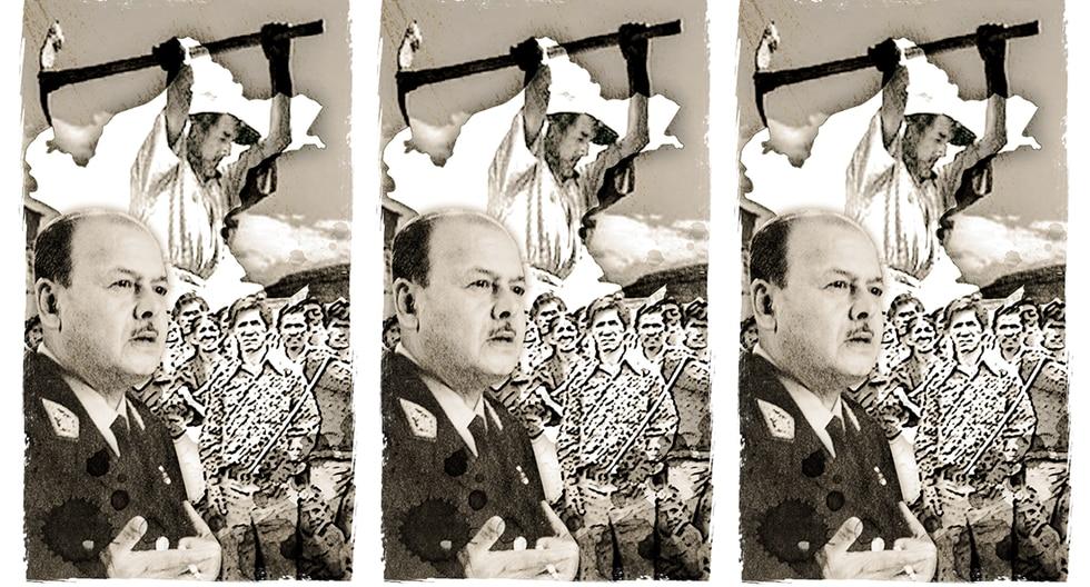 """""""La importancia de revertir esta y otras formas discriminatorias en el campo nos muestra que aún es necesaria una revolución sobre la tierra"""". (Ilustración: Rolando Pinillos)"""