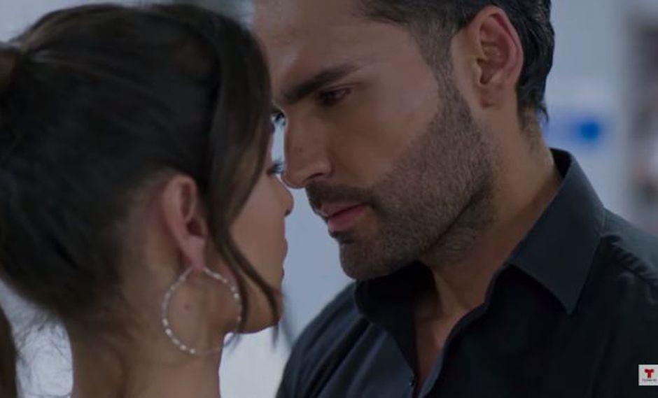 ¿Catalina y Albeiro tendrán la oportunidad de estar juntos? (Foto: El final del paraíso / Telemundo)