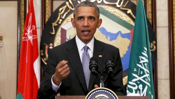 El presidente de Estados Unidos participó de una cumbre con los dirigentes de los países aliados sunitas. (Foto: Reuters)