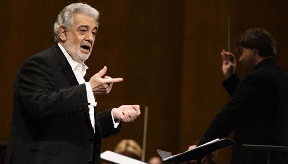 """Plácido Domingo fue ovacionado en Londres con """"Tosca"""""""
