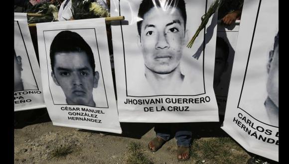 México: Caen autores materiales de desaparición de estudiantes
