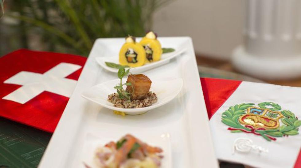 Zúrich fue sede de festival de cocina peruana - 1