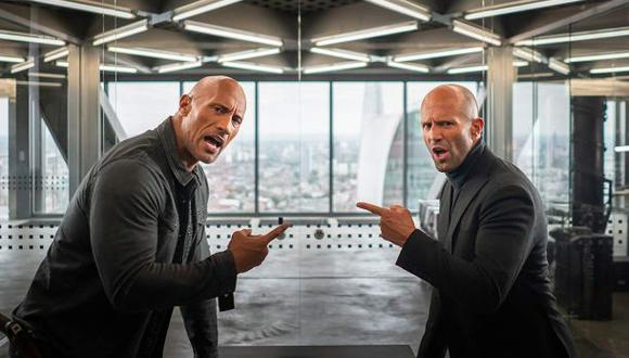 """Fast & Furious: Hobbs & Shaw"" es título oficial del primer spin-off de ""Fast & Furious"" (Foto: Universal Pictures)"