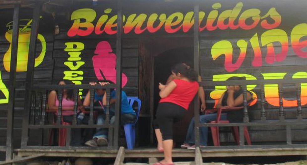 Madre de Dios: 60 mujeres fueron rescatadas de prostíbulos