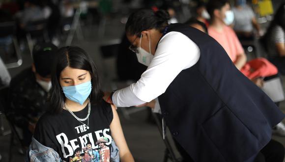 Coronavirus en México | Últimas noticias | Último minuto: reporte de infectados y muertos hoy, miércoles 22 de septiembre del 2021 | Covid-19. (Foto: EFE/Sáshenka Gutiérrez).