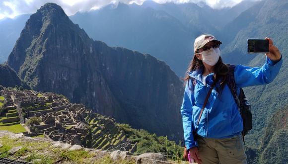Luego de permanecer cerrada al turismo, Machu Picchu recibirá turistas nacionales a partir del 1 de noviembre. (Foto: AFP)