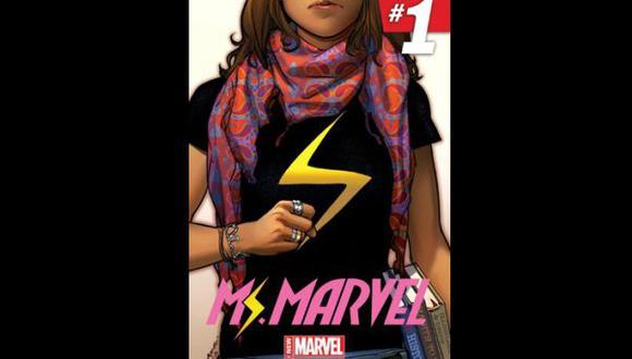 Musulmana de 16 años será la nueva heroína de Marvel Comics