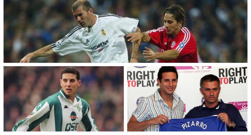 Claudio Pizarro y su carrera futbolística / Foto: agencias
