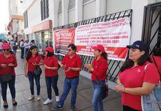 Banco de la Nación: trabajadores en Áncash también acataron paro de 24 horas