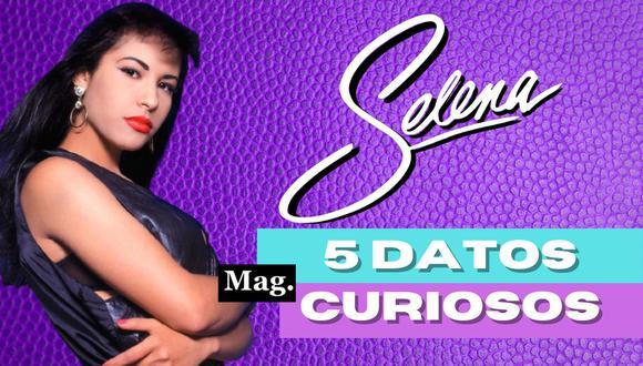 Conoce más acerca Selena Quintanilla con estas curiosidades inéditas sobre la vida y obra de esta estrella de la música latina. | Crédito: @selenaqofficial / Instagram / Composición.