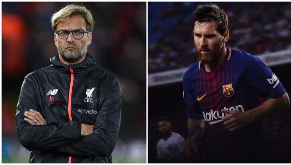 Lionel Messi: técnico alemán comentó que sería posible pagar 300 millones por 'La Pulga' (Foto: AFP)