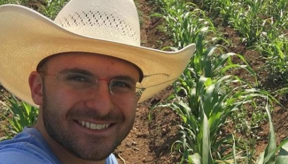Imanol Landeta ha decidido dedicarse a la agricultura y a ser padre de familia (Foto: Instagram / Imanol Landeta)