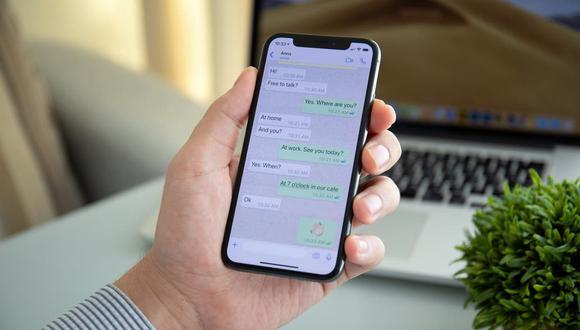 WhatsApp. (Foto: Shutterstock)
