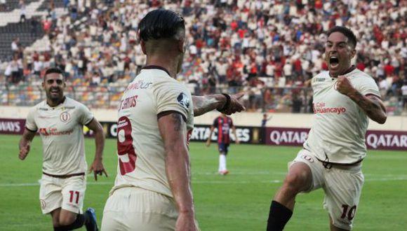 Universitario de Deportes recaudó cerca de un millón de soles del duelo ante Cerro Porteño. (Foto: Universitario de Deportes)