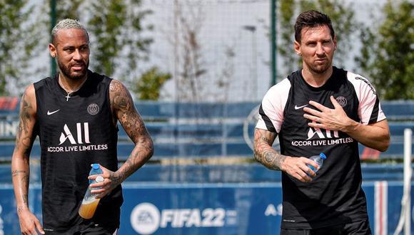 Lionel Messi ya está listo para hacer su debut con el equipo de París. (Foto: PSG)