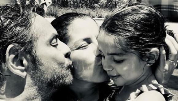 Seis años de casados cumplen Eugenio Derbez y Alessandra Rosaldo. (Foto: Instagram)