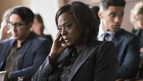 """""""How To Get Away  With Murder""""."""