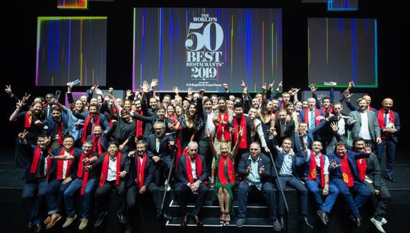 The World's 50 Best Restaurants se enfocará en ayudar a la industria de los restaurantes este año. (Foto: The World's 50 Best Restaurants)