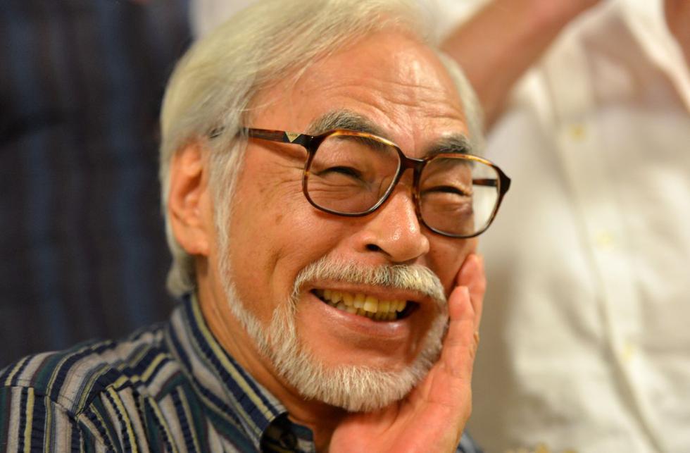 El animador, ilustrador, mangaka y productor de anime japonés Hayao Miyazaki cumple 80 años este 5 de enero. Nació en 1941 en Tokio, Japón, y es reconocido como uno de los más grandes referentes de la animación en la historia de la industria cinematográfica. (Foto: YOSHIKAZU TSUNO / AFP)