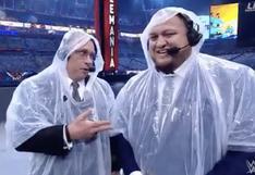 Retraso de 40 minutos para el inicio oficial de Wrestlemania 37