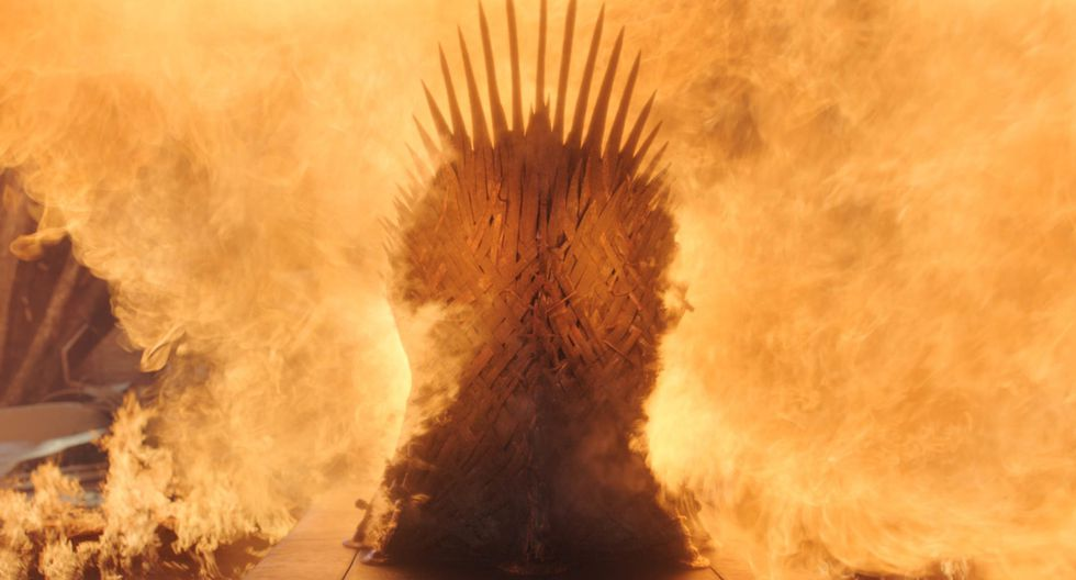"""Game of Thrones"" en el Emmy 2019. Foto: HBO"