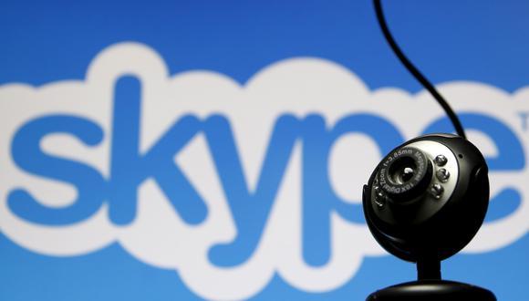Skype cuenta con un modo de traducción simultánea que funciona para distintos idiomas. (Foto: Reuters)