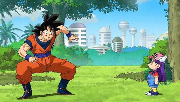 """Dragon Ball Super"" tendrá crossover con ""Dr. Slump"""